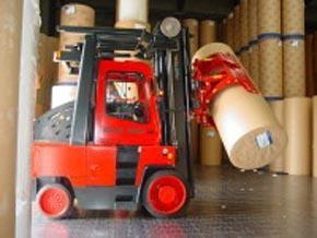 Chariot élévateur de manutention diesel 15000 kg - Devis sur Techni-Contact.com - 1