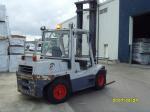 Chariot élévateur diesel OM - Devis sur Techni-Contact.com - 1