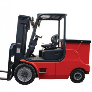 Chariot élévateur électrique 4500 kg - Devis sur Techni-Contact.com - 1