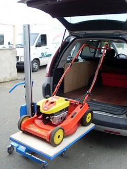 Chariot élévateur électrique 50 Kg - Devis sur Techni-Contact.com - 3