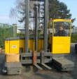 Chariot élévateur électrique Baumann - Devis sur Techni-Contact.com - 1