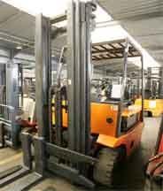 Chariot élévateur électrique d'occasion 2500 kg - Devis sur Techni-Contact.com - 2