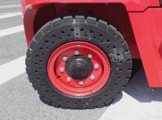 Chariot élévateur frontal 4 roues diesel - Devis sur Techni-Contact.com - 5