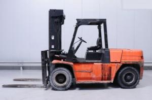 Chariot élévateur occasion diesel Daewoo 7000 kg - Devis sur Techni-Contact.com - 1