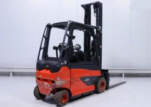 Chariot élévateur occasion électrique Linde 3000 kg - Devis sur Techni-Contact.com - 2