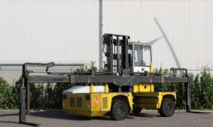 Chariot élévateur occasion latéral diesel 6000 kg - Devis sur Techni-Contact.com - 2