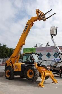 Chariot élévateur téléscopique de chantier - Devis sur Techni-Contact.com - 1