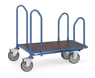 Chariot emboîtable à charges longues - Devis sur Techni-Contact.com - 1
