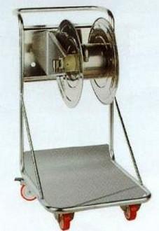 Chariot enrouleur inox 304 - Devis sur Techni-Contact.com - 2