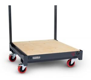 Chariot pour Palettes aux Bras repliables - Devis sur Techni-Contact.com - 3