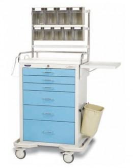 Chariot hospitalier multifonction - Devis sur Techni-Contact.com - 1