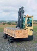 Chariot latéral Diesel - Devis sur Techni-Contact.com - 1