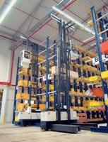 Chariot latéral électrique pour l'intérieur 3500 Kg - Devis sur Techni-Contact.com - 1