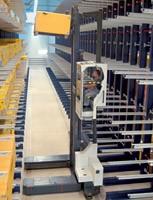 Chariot latéral électrique pour l'intérieur 7000 Kg - Devis sur Techni-Contact.com - 1