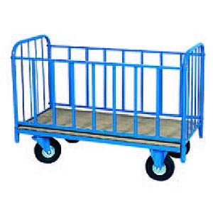 Chariot de manutention à ridelles - Devis sur Techni-Contact.com - 3