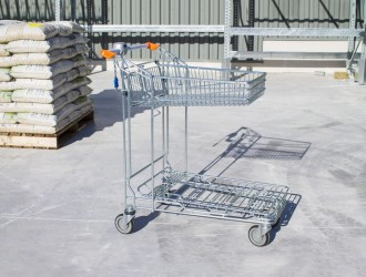 Chariot manutention libre service - Devis sur Techni-Contact.com - 2