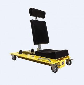 Chariot ergonomique pour ateliers - Devis sur Techni-Contact.com - 1