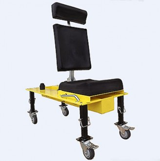 Chariot ergonomique pour ateliers - Devis sur Techni-Contact.com - 2