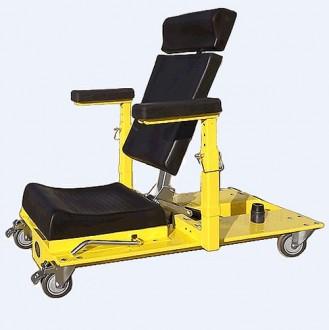 Chariot ergonomique pour ateliers - Devis sur Techni-Contact.com - 3