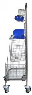 Chariot médical en inox - Devis sur Techni-Contact.com - 2