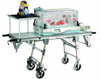 Chariot monobloc pédiatrique - Devis sur Techni-Contact.com - 1