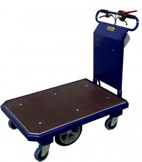 Chariot motorisé à plateau - Devis sur Techni-Contact.com - 1
