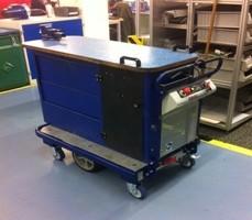 Chariot motorisé à plateau - Devis sur Techni-Contact.com - 3