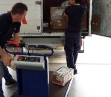 Chariot motorisé à plateau - Devis sur Techni-Contact.com - 4