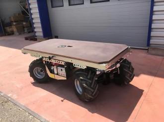 Chariot motorisé électrique 1600 kg - Devis sur Techni-Contact.com - 2