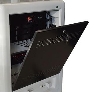 Chariot multimédia 16 tablettes - indicateur de charge à LED - Devis sur Techni-Contact.com - 3