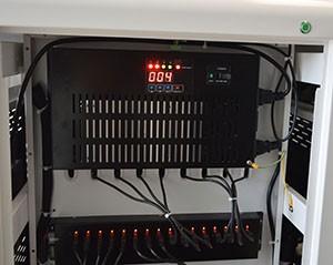 Chariot multimédia 16 tablettes - indicateur de charge à LED - Devis sur Techni-Contact.com - 4