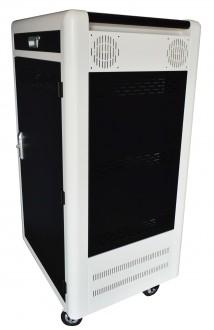 Chariot multimédia 30 tablettes ou PC portables 15,6'' - Devis sur Techni-Contact.com - 2