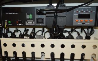 Chariot multimédia 30 tablettes ou PC portables 15,6'' - Devis sur Techni-Contact.com - 5