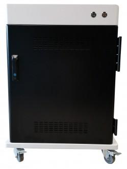 Chariot multimédia pour 24 tablettes et pc portables - Devis sur Techni-Contact.com - 2