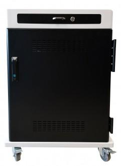 Chariot multimédia pour 24 tablettes et pc portables - Devis sur Techni-Contact.com - 3