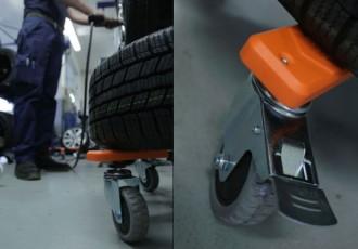 Chariot pneu - Devis sur Techni-Contact.com - 3