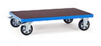 Chariot polyvalent 1200 kg - Devis sur Techni-Contact.com - 1