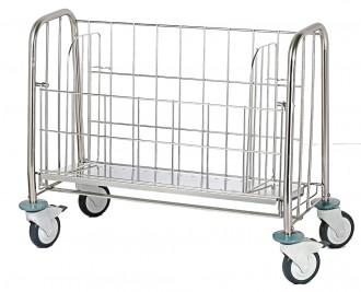 Chariot porte assiettes - Devis sur Techni-Contact.com - 1