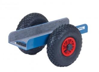 Chariot porte panneaux 400 à 500 Kg - Devis sur Techni-Contact.com - 1
