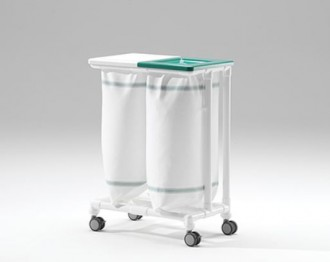 Chariot porte sac linge - Devis sur Techni-Contact.com - 1