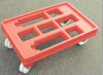 Chariot pour bac 600x400 - Devis sur Techni-Contact.com - 1