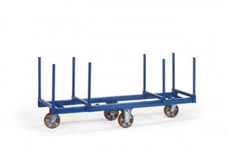 Chariot pour charges longues 1200 Kg - Devis sur Techni-Contact.com - 1