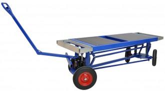 Chariot pour charges lourdes 1500 kg - Devis sur Techni-Contact.com - 3