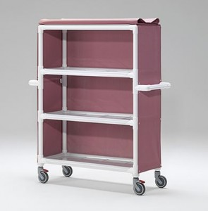 Chariot pour le transport du linge sale et propre - Devis sur Techni-Contact.com - 1