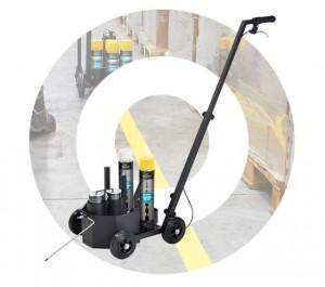 Chariot pour marquage de lignes - Devis sur Techni-Contact.com - 2