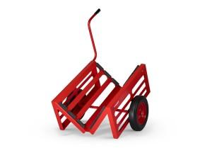 Chariot pour materiaux de grande longueur - Devis sur Techni-Contact.com - 1