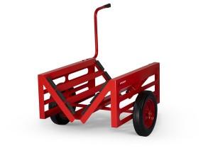 Chariot pour materiaux de grande longueur - Devis sur Techni-Contact.com - 2