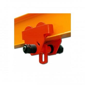 Chariot pour palan manuel - Devis sur Techni-Contact.com - 1