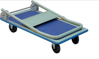 Chariot pour préparation de commandes rabattables - Devis sur Techni-Contact.com - 2