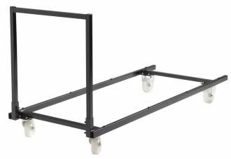 Chariot pour tables rectangulaires 180 cm - Devis sur Techni-Contact.com - 1